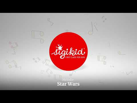 Spieluhr Melodie Star Wars