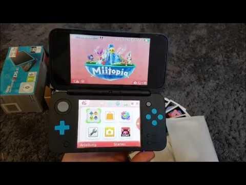 New Nintendo 2DS XL german HD ★Unboxing : Lohnt sich der neue DS?