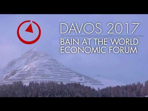 Davos 2017: Bain at the World Economic Forum