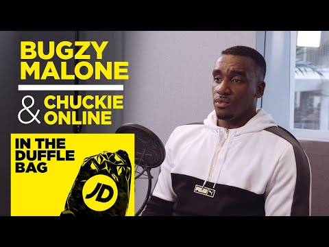 """jdsports.co.uk & JD Sports Voucher Code video: """"Money Is Just Freedom Tokens!"""" Bugzy Malone & Chuckie 