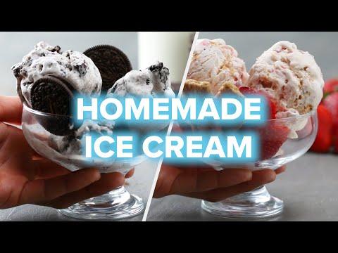 6 Homemade Ice-Cream Recipes To Beat The Heat ?Tasty
