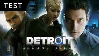 Vidéo-Test : Test | Detroit Become Human PS4 FR