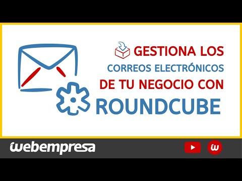 ● Guía Roundcube Webmail [ACTUALIZADO OCTUBRE 2021] - Cómo Crear un Email Corporativo de Empresa 📩