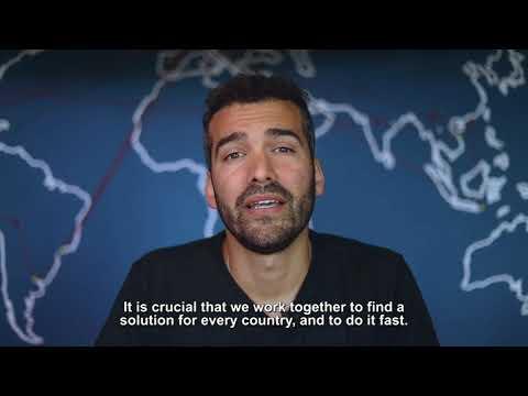 #Coronavirus - Jonathan Kubben on joining the Coronavirus Global Response photo