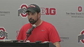 OSU coach Ryan Day names Justin Fields as Buckeyes starting QB