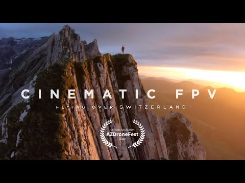 Cinematic FPV - Flying Over Switzerland - UCLZp42Abveb9AjO2uiQ9Ecg