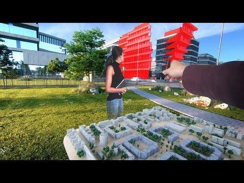 Squint/Opera, BIG and UNStudio create virtual reality collaborative design tool