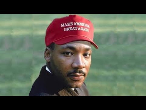 MAGA Luther King!