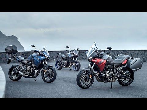 Nuevos packs de accesorios Originales Yamaha Tracer 700 | Motosx1000