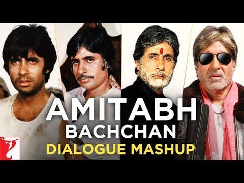 Amitabh Bachchan   Dialogue Mashup