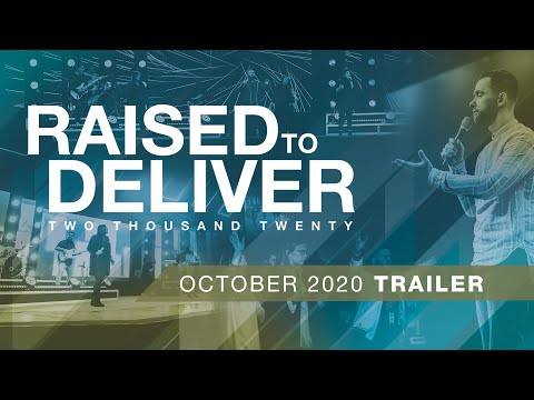 Raised to Deliver  October 2020
