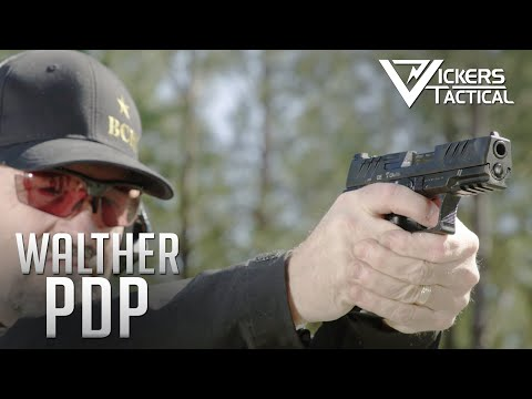 Walther PDP - Full-Size and Compact