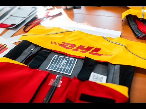 DHL's call to turn old clothes into new fashion attracts creative minds from across the globe