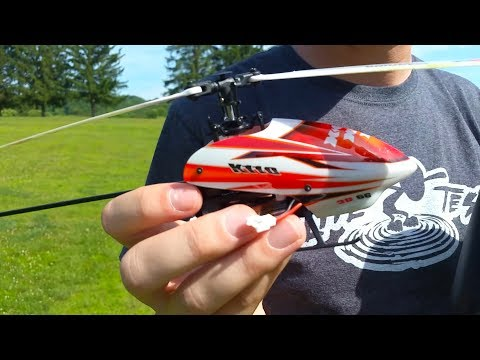 Brushless 3D RC Helicopter - XK K110 Flybarless Heli - TheRcSaylors - UCYWhRC3xtD_acDIZdr53huA