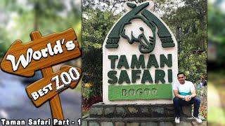 World's Best Zoo Taman Safari ( JAKARTA INDONESIA ) | Travelling Mantra