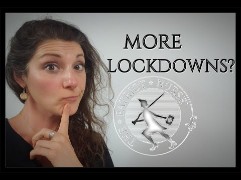 A Second Wave of Lockdowns is Coming, and The REAL Reason Why