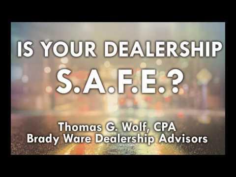 SAFE (Secure Automotive Financial Enviroment