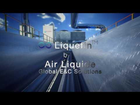 Air Liquide Global E&C Solutions presents Liquefin™