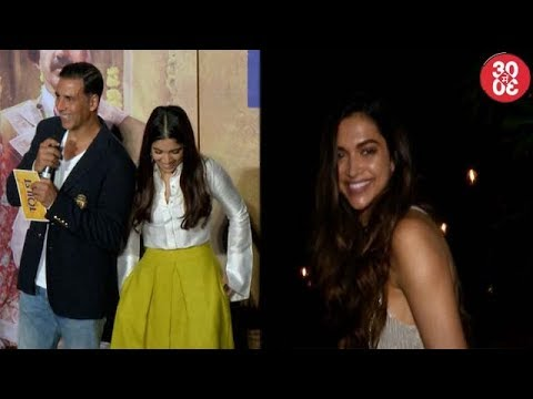 'Toilet' Script Was Ready 4 Yrs Before Akshay Got On Board   Deepika In Search Of Hollywood Projects