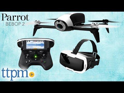 Bebop 2 FPV Drone from Parrot - UCcj4TuaP3w6gQ9-mCuhVlpA