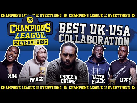 jdsports.co.uk & JD Sports Discount Code video: IS DAVE & DRAKE THE GREATEST CROSS-ATLANTIC COLLABORATION EVER????   CHAMPIONS LEAGUE OF EVERYTHING