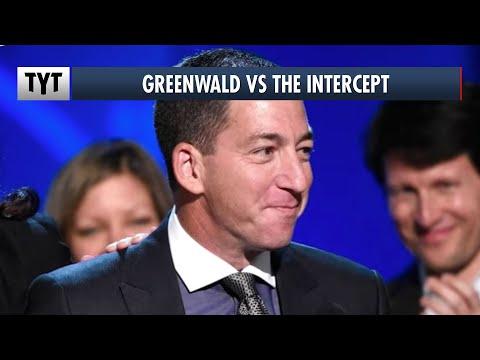 What Happened Between Glenn Greenwald And The Intercept