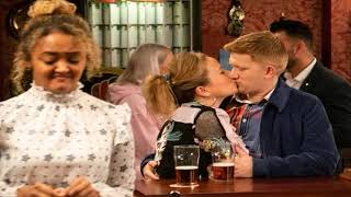 Coronation Street pregnancy drama as Gemma and Chesney discover theyre expecting quadruplets   how d