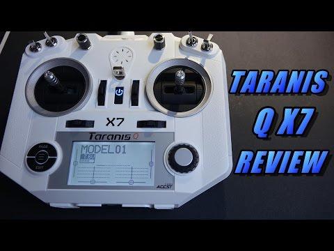 Taranis Q X7 Transmitter Review   mdp lt