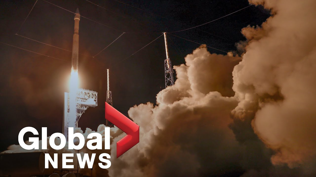 NASA launches 1st space probe to study Jupiter's Trojan asteroids