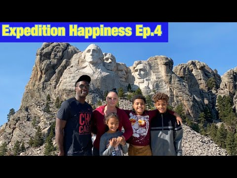 Expedition Happiness: Mt.Rushmore South Dakota Ep.4 | PCS to JBLM