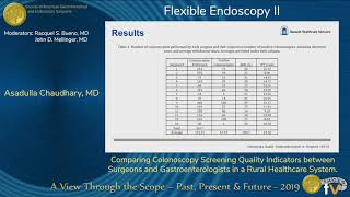 Comparing Colonoscopy Screening Quality Indicators between Surgeons and Gastroenterologists