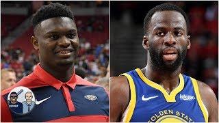 Comparing Zion Williamson to Draymond Green makes sense | Jalen & Jacoby