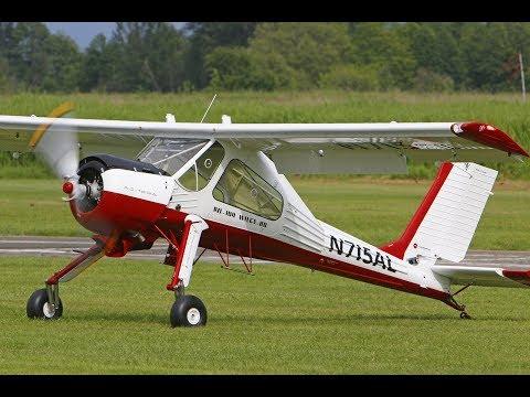 Joes 3.7M PZL-104 Tomahawk Wilga Moki 250 Radial Flight Demo - UCLqx43LM26ksQ_THrEZ7AcQ