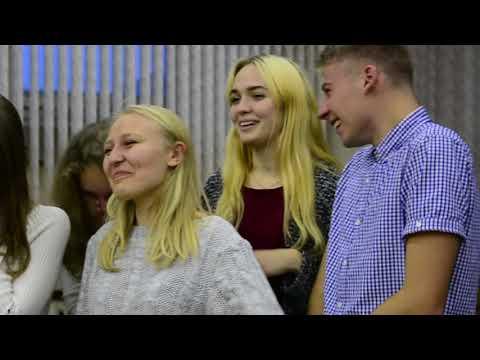 Видеовизитки БА, УИР, Логистика (Капустник 2017)