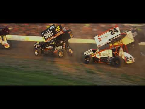 Ohio Speedweek - Fremont Speedway - dirt track racing video image