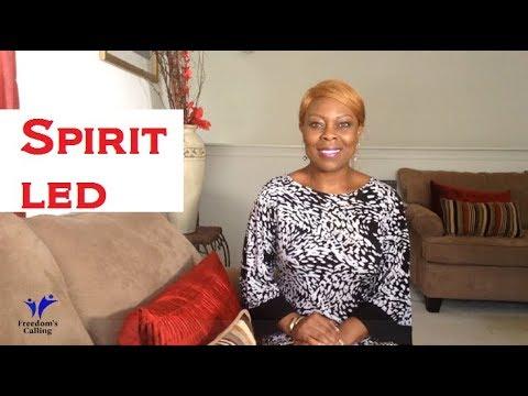Spirit Led - I Made a Mistake...