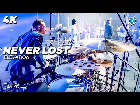Never Lost (into Alpha and Omega) Drum Cover // Elevation // Daniel Bernard