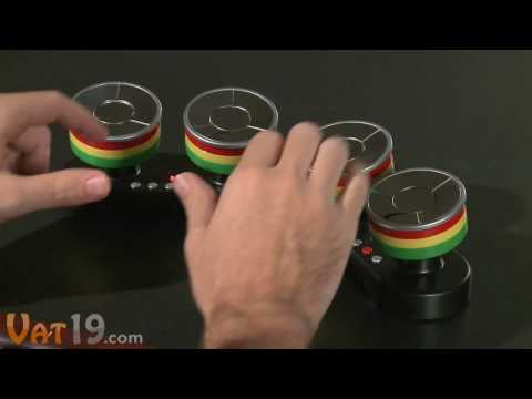 Caribbean Finger Drums