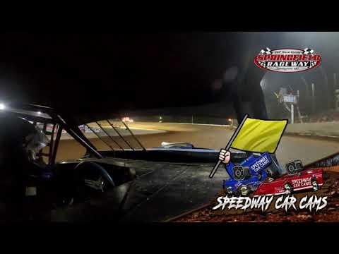 #3 Jacob Puryear- Mini Stock - 9-5-2021 Springfield Raceway - In Car Camera - dirt track racing video image