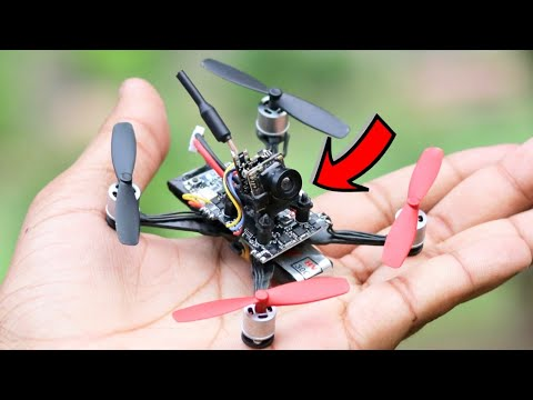 How To Make Drone with Camera At Home ( Quadcopter) - FPV Racing Drone - UC92-zm0B8vLq-mtJtSHnrJQ