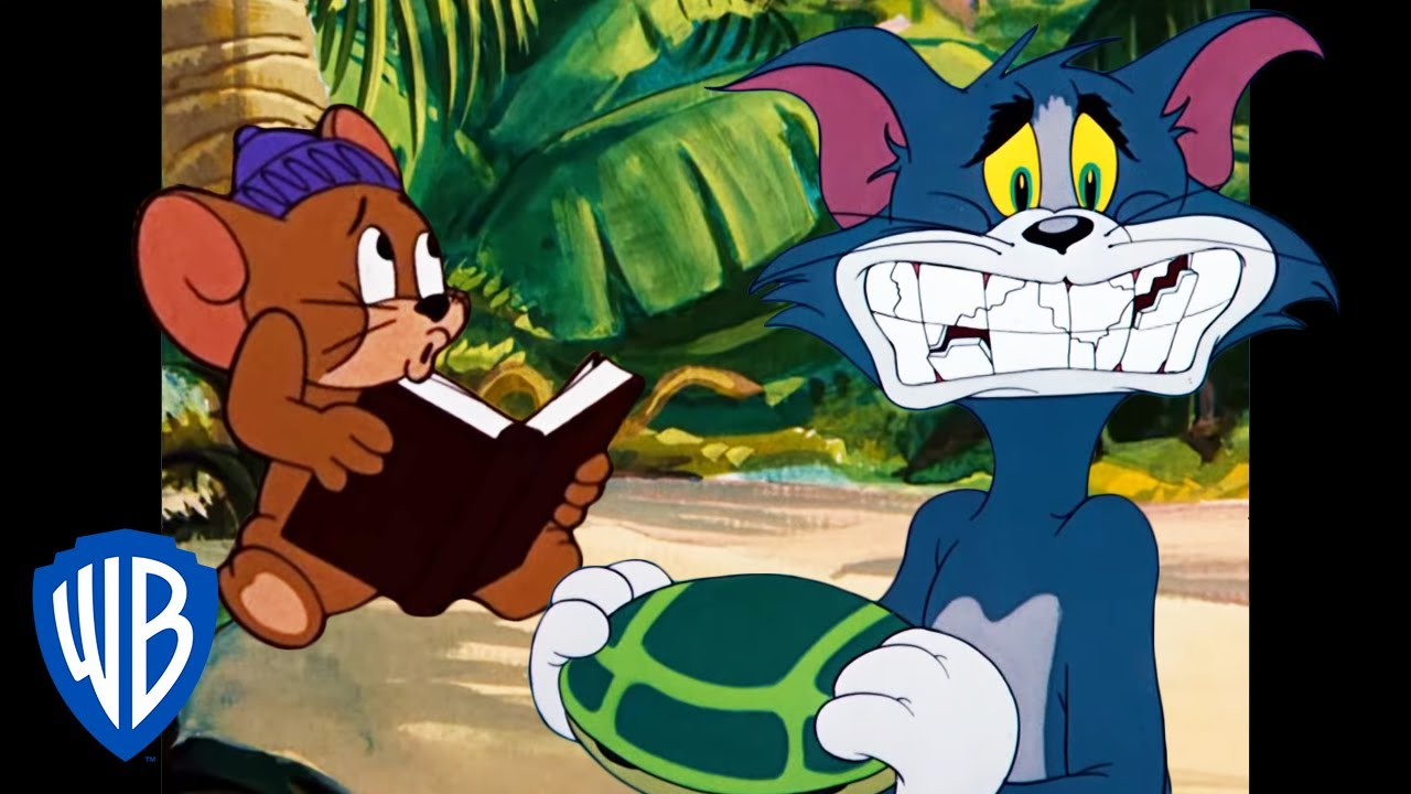 Tom & Jerry   Troubling Twosome   Classic Cartoon Compilation   WB Kids