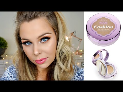 L'Oreal Nude Magique Cushion Foundation First Impressions Review - UChplUdodMCdfZfmTQbRhNWw