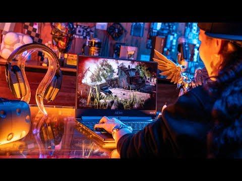 Quick Look: GIGABYTE AERO 15 Gaming Laptop - UCJ1rSlahM7TYWGxEscL0g7Q