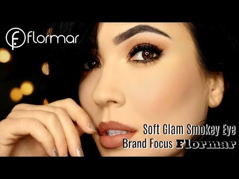 Smokey Eye Tutorial | Brand Focus Flormar | TheMakeupChair - UC-1-zPmT368J8JRbsK_1keA