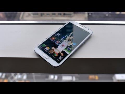 Samsung Galaxy Note 2 Review - UCXGgrKt94gR6lmN4aN3mYTg