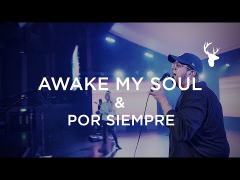 Awake My Soul & Por Siempre - Edward Rivera  Moment