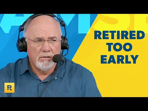 We Retired Too Early!