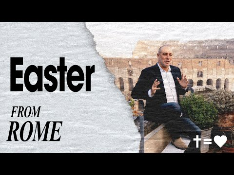 Easter from Rome  Brian Houston  Hillsong Church Online