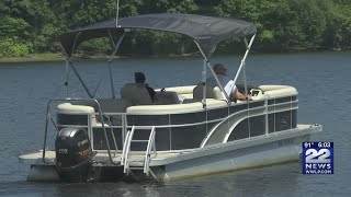 Local marina expects to be busy during hot weekend