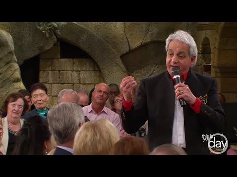 How to Release the Anointing of God, Part 2 - A special sermon from Benny Hinn